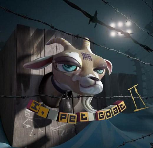 i pet goat ii by heliofant analysis essay